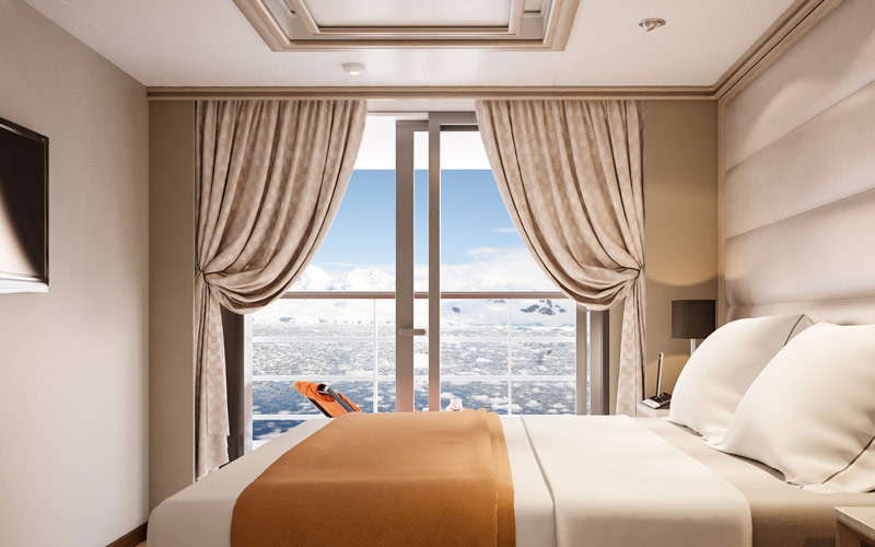 Silver Cloud Expedition Suite