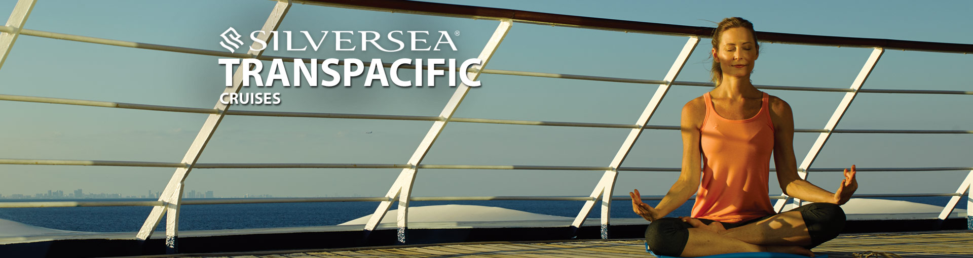 Banner for Silversea Transpacific cruises