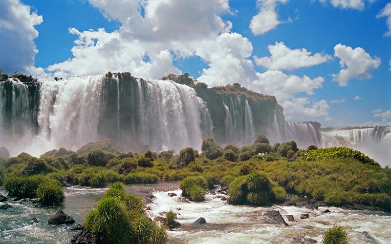 Iguazu Falls, Argentina Silversea South America