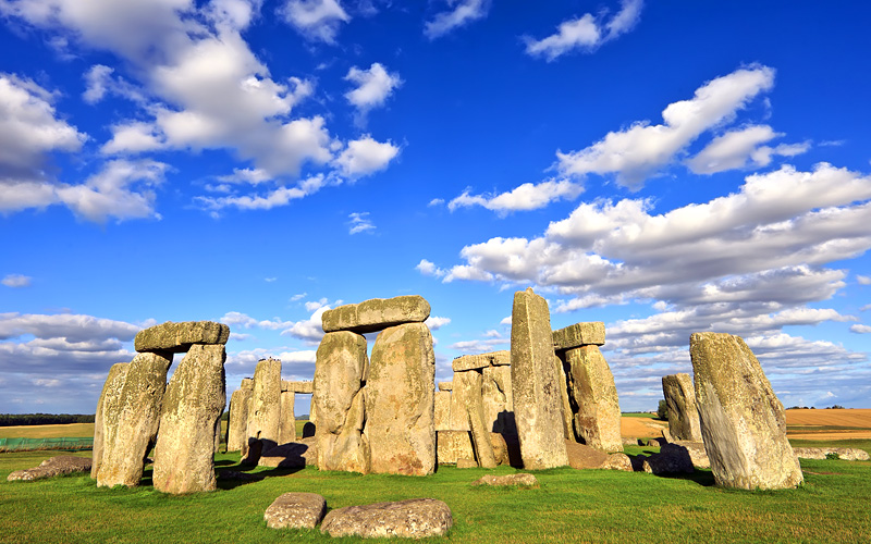 Stonehenge England Silversea Cruises Transatlantic