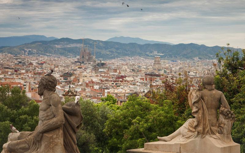 Barcelona, Spain Silversea Cruises Mediterranean