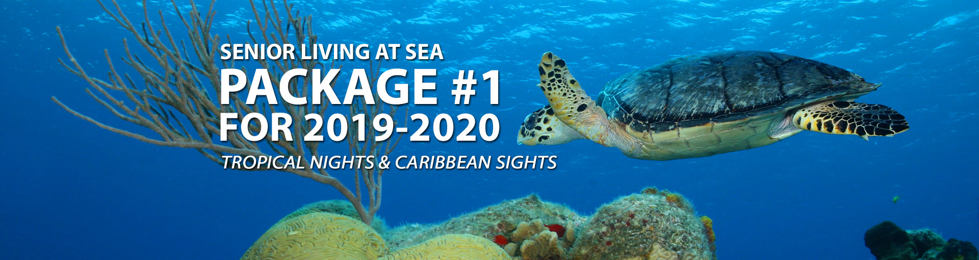 Senior Living at Sea - Package 1 for 2019-2020