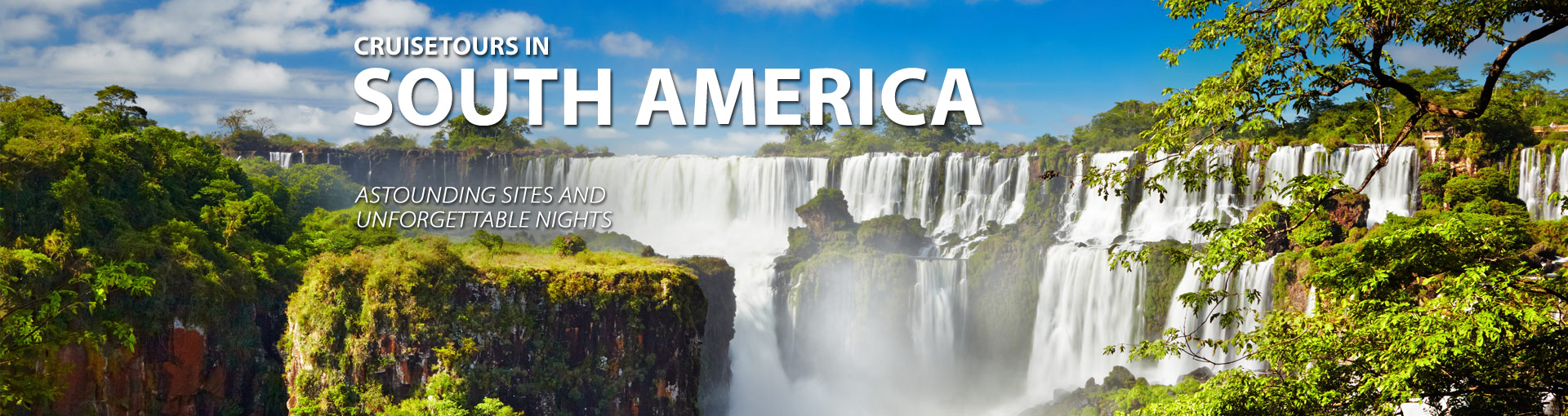 South America Cruisetours