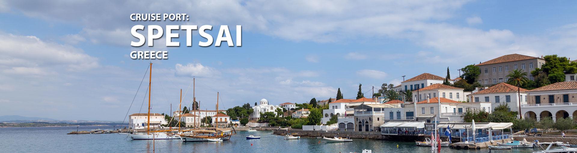 Cruises to Spetsai, Greece