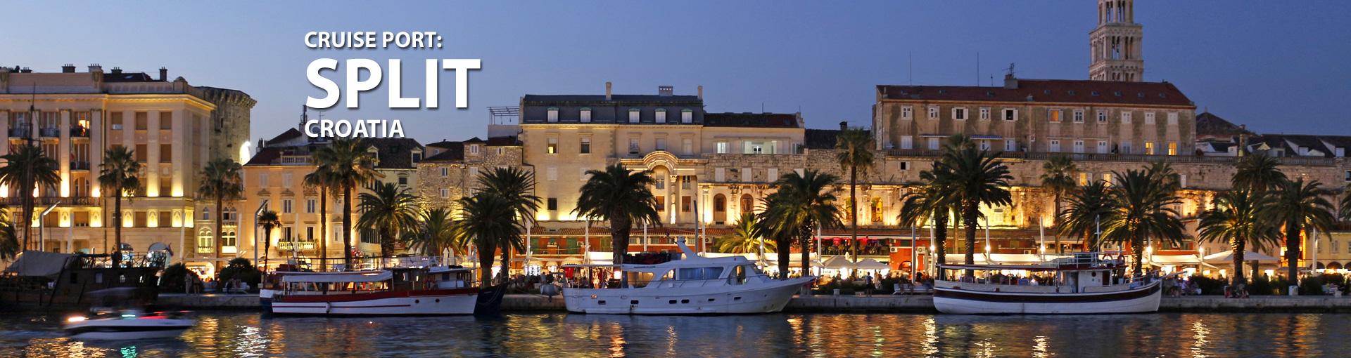 Cruises to Split, Croatia