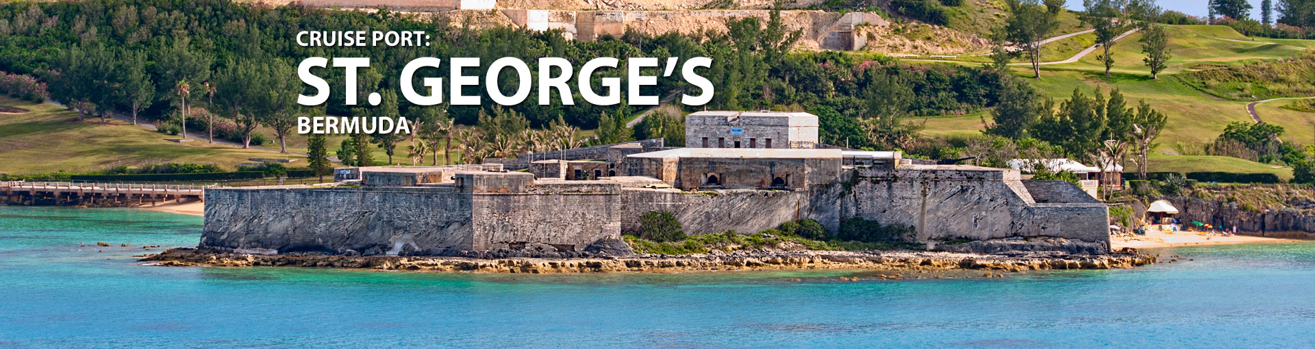 Cruises to St. George, Bermuda
