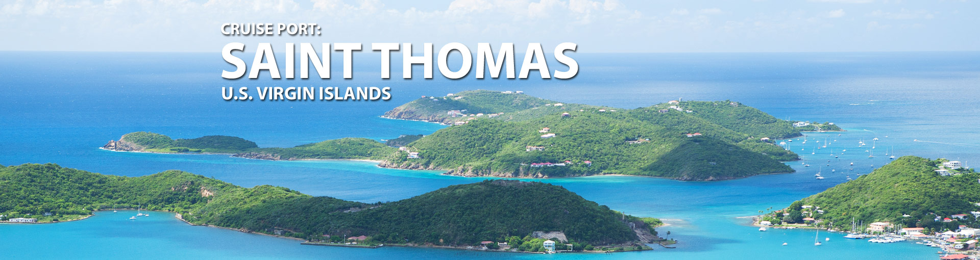 Cruises to St. Thomas, US Virgin Islands