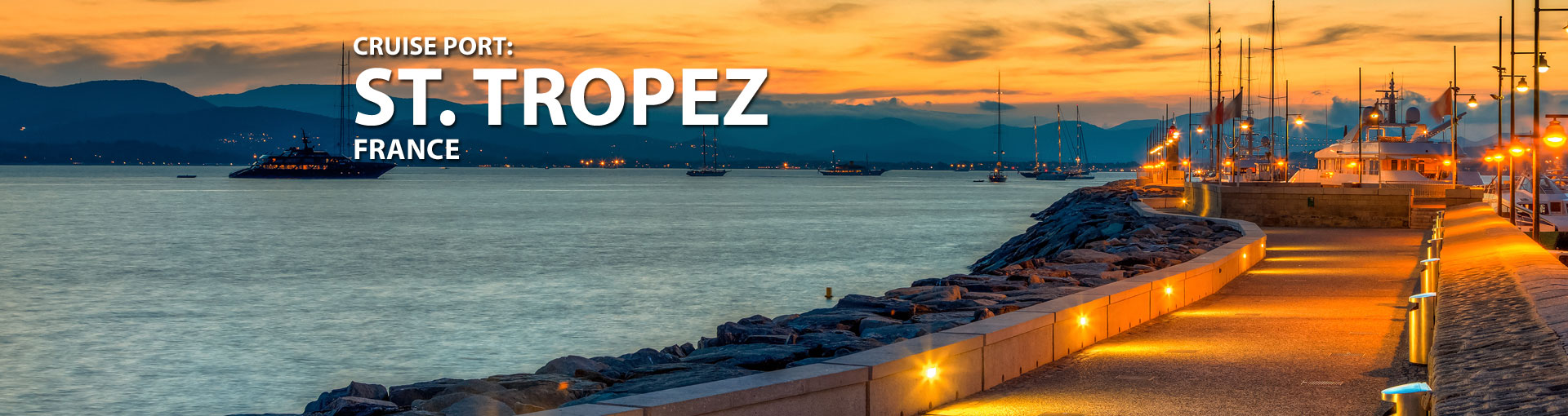 Cruises to St. Tropez, France