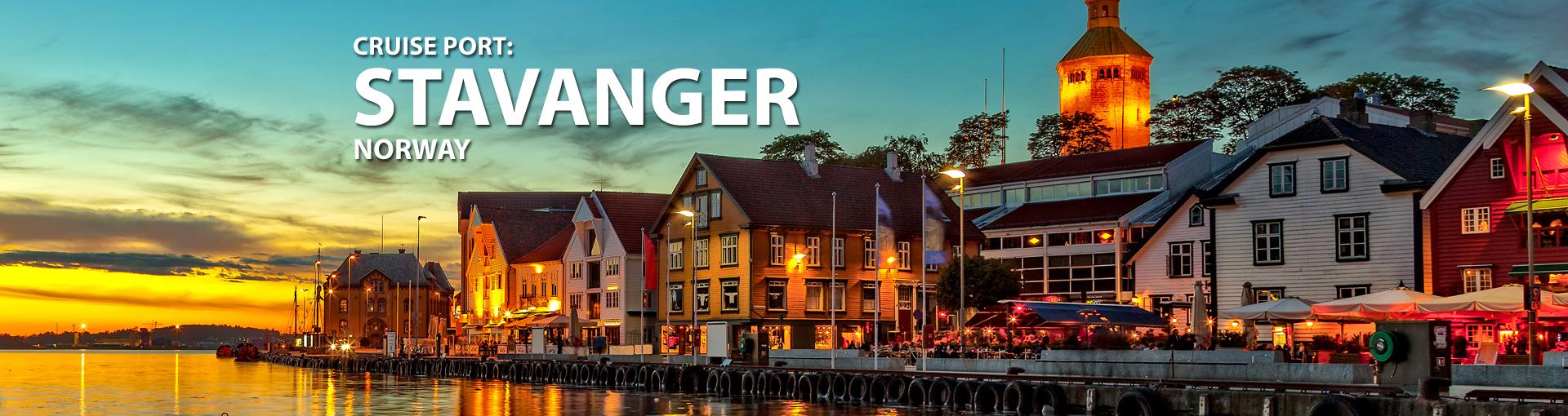 Cruises to Stavanger, Norway