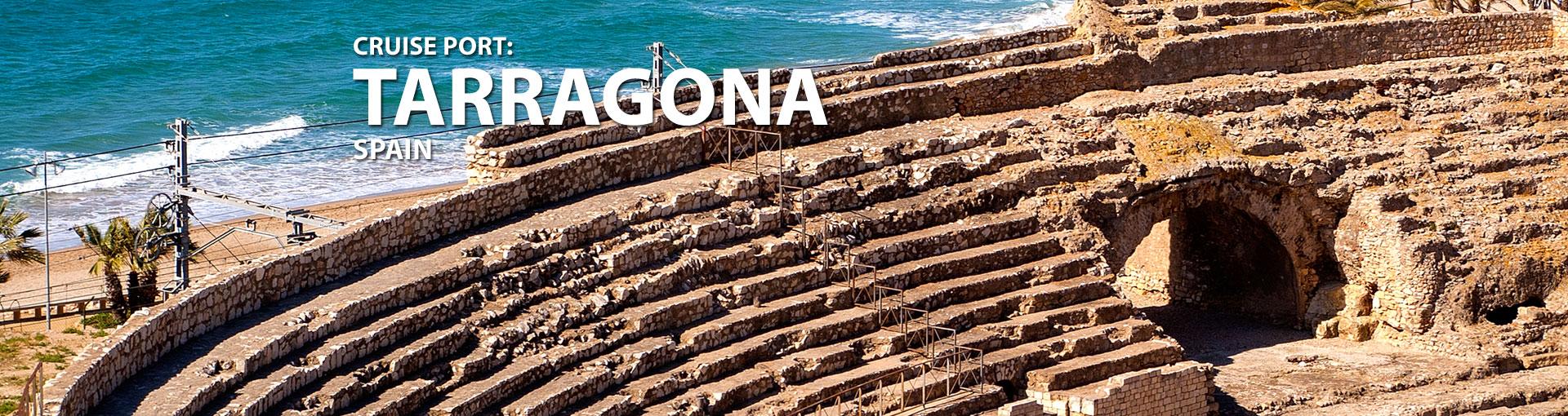 Cruises to Tarragona, Spain
