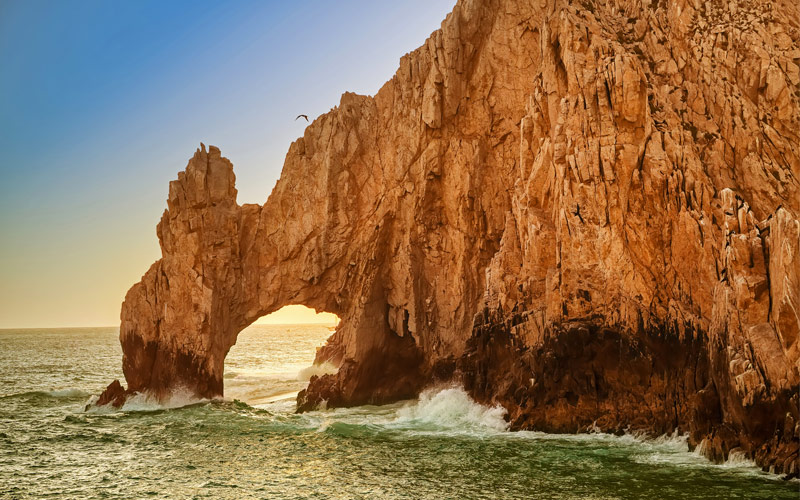 The Arch at Lands End Cabo San Lucas Mexico