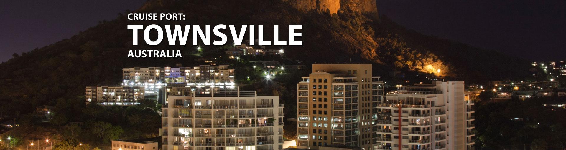 Cruises to Townsville, Australia