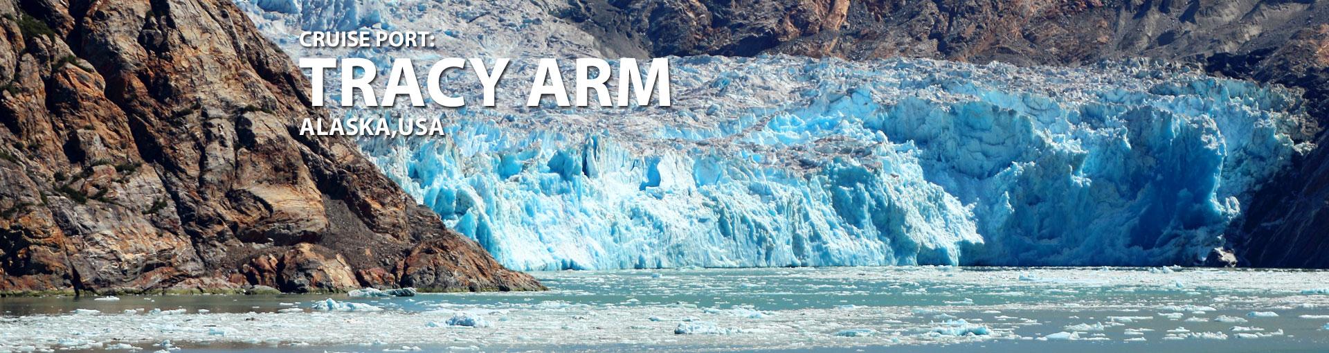 Cruises to Tracy Arm, Alaska