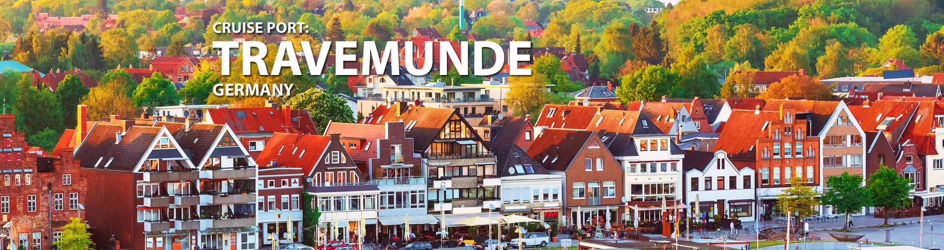 Cruises to Travemunde, Germany