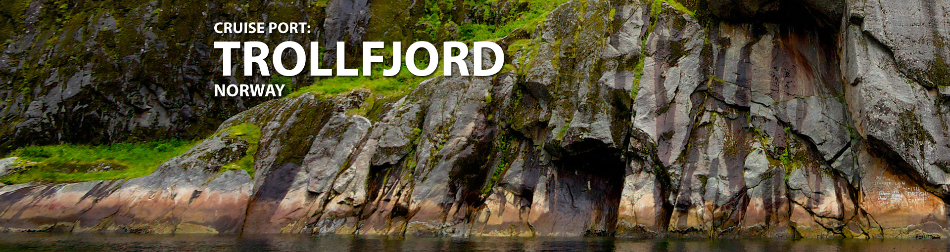 Cruises to Trollfjord, Norway