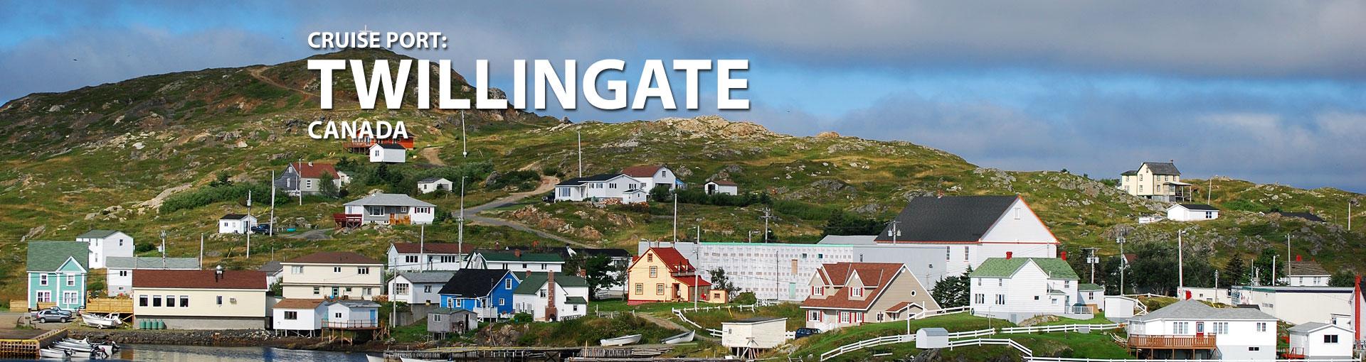 Cruises to Twillingate, Canada