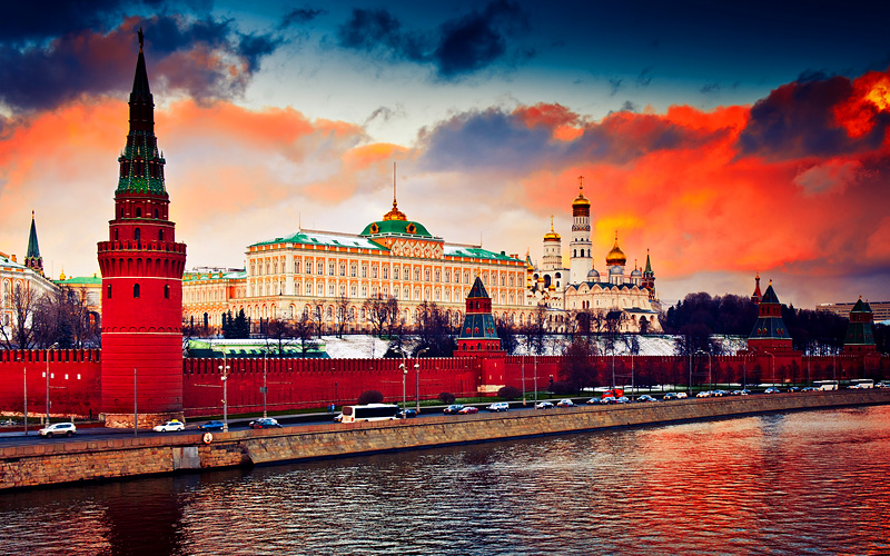 Grand Kremlin Palace in Moscow Uniworld Russia