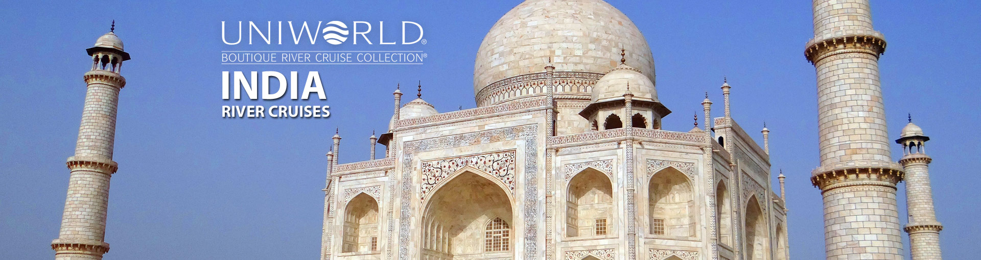 Uniworld River Cruises to India