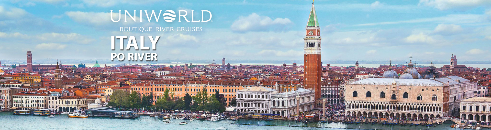 Uniworld River Cruises along Italy's Po River