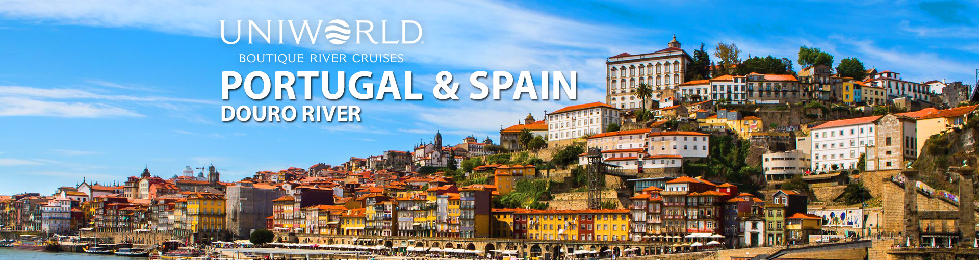 Uniworld River Cruises to Portugal and Spain