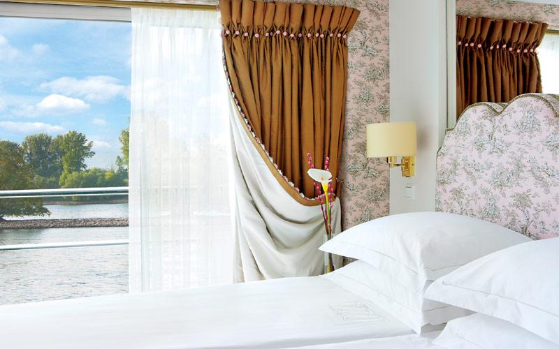 Uniworld River Cruises River Baroness stateroom