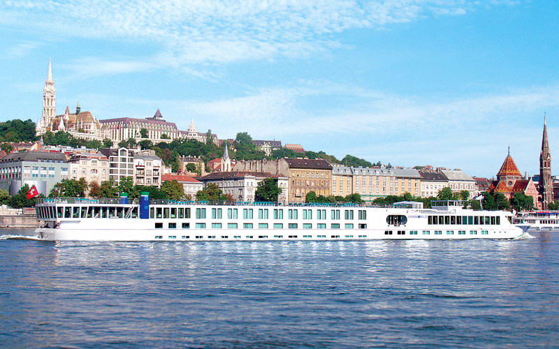 Uniworld River Cruises River Duchess exterior