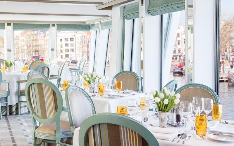 Uniworld River Cruises River Duchess restaurant