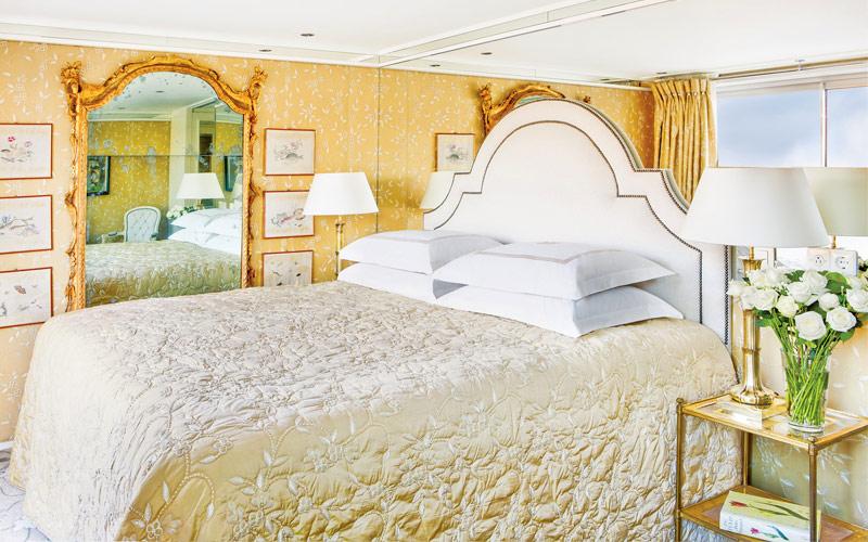 Uniworld River Cruises River Duchess suite