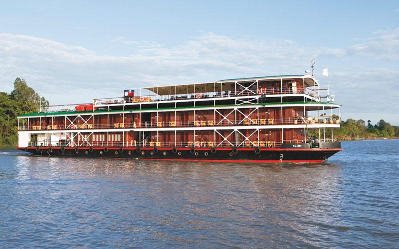 Uniworld River Cruises River Orchid exterior