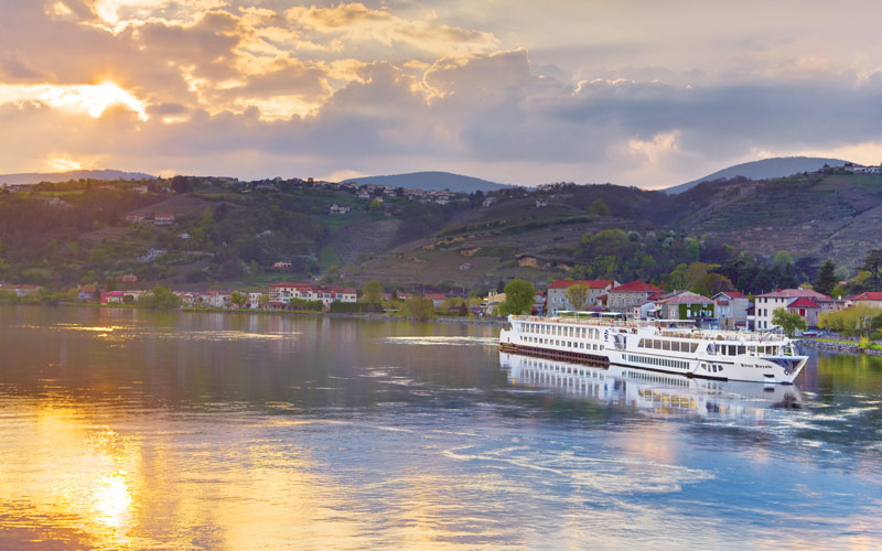 Uniworld River Cruises River Royale exterior