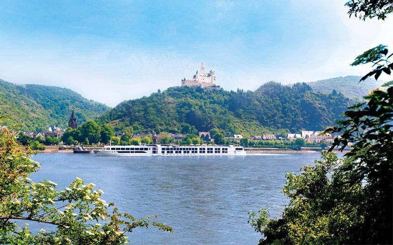 Uniworld River Cruises SS Antoniette exterior