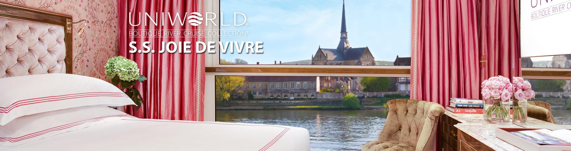 Uniworld River Cruises S.S. Joie de Vivre