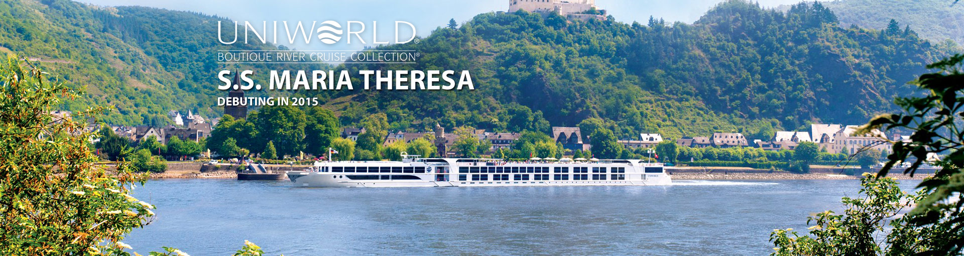 Uniworld River Cruises S.S. Maria Theresa