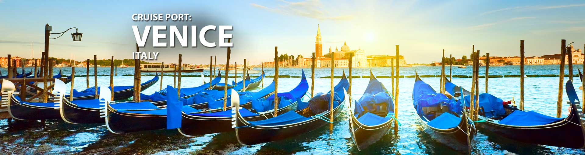 Cruise Port of Venice, Italy