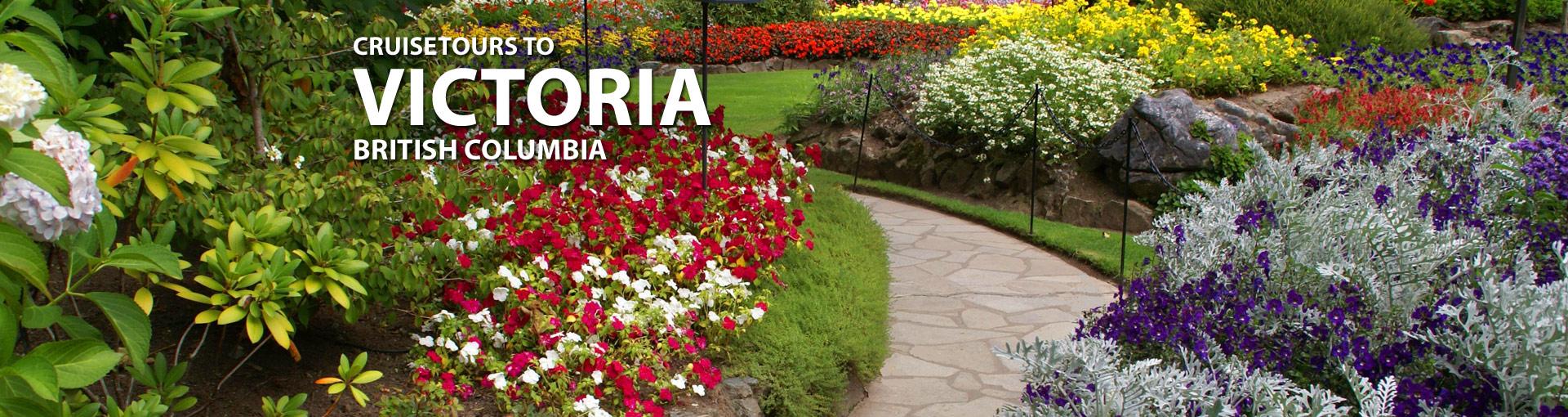 Cruisetours to Victoria, Canada