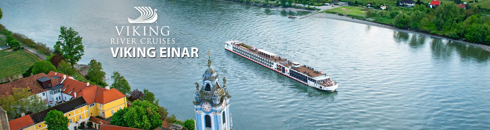 Viking River Cruises Viking Einar river ship