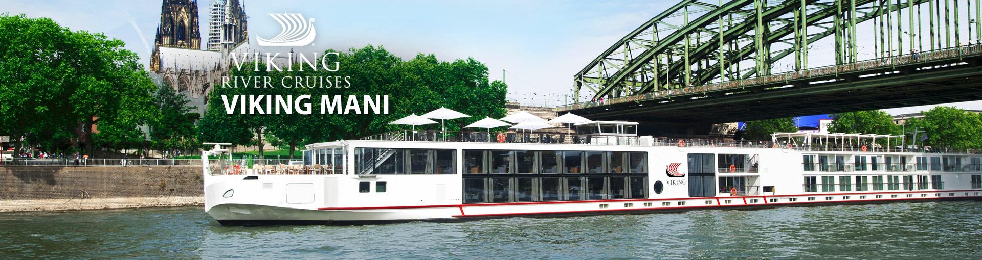 Viking River Viking Mani river cruise ship