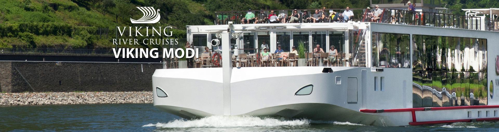 Viking River Viking Modi river cruise ship