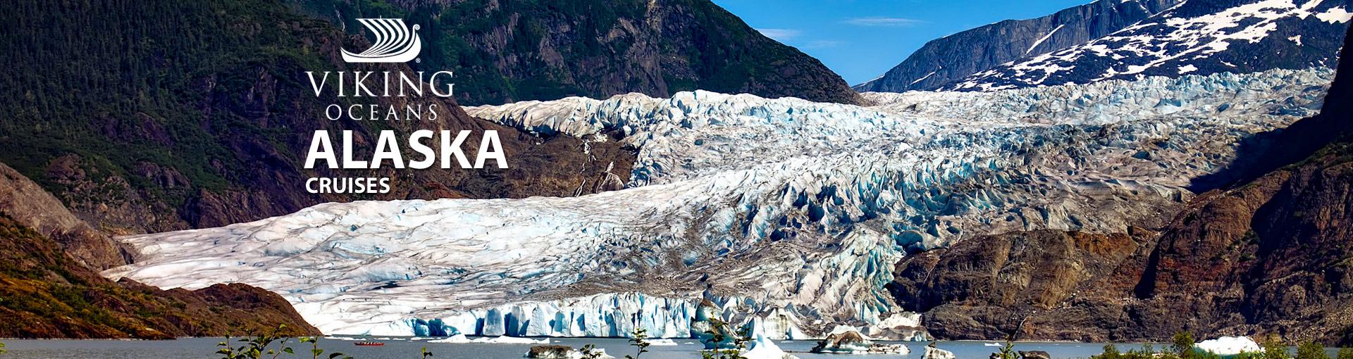 Viking Oceans Alaska Cruises