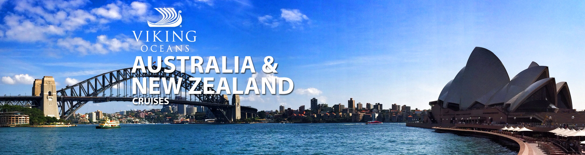 Viking Oceans Australia and New Zealand Cruises