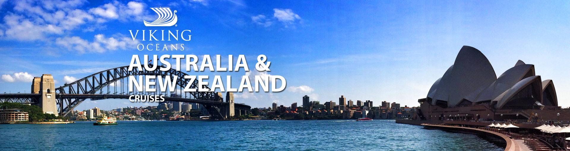Viking Oceans Australia and New Zealand Cruises