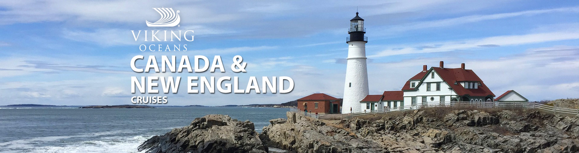 Viking Ocean Cruises to Canada and New England
