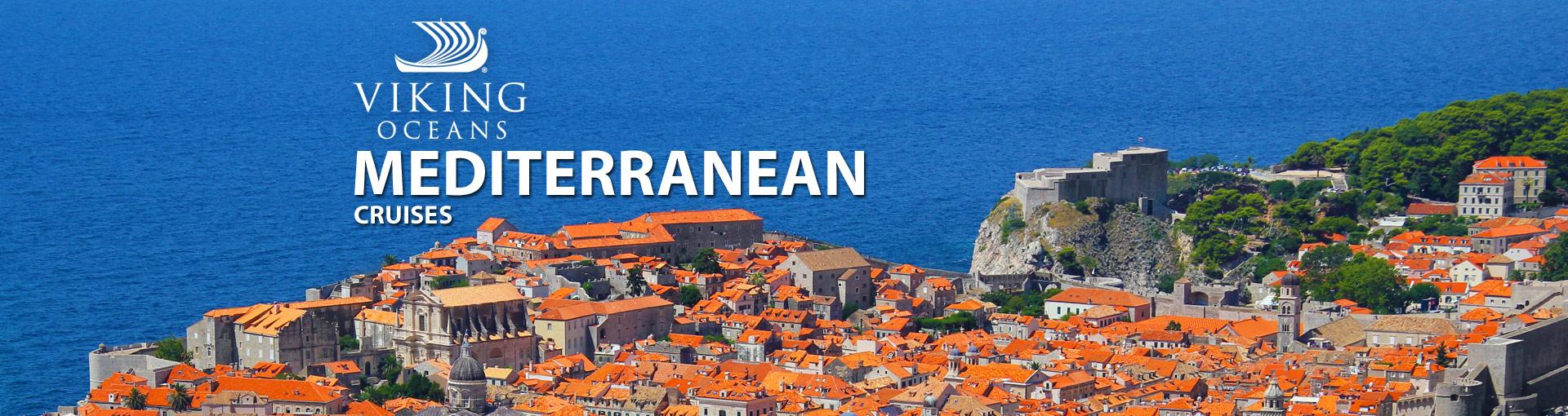 Viking Oceans Mediterranean Cruises
