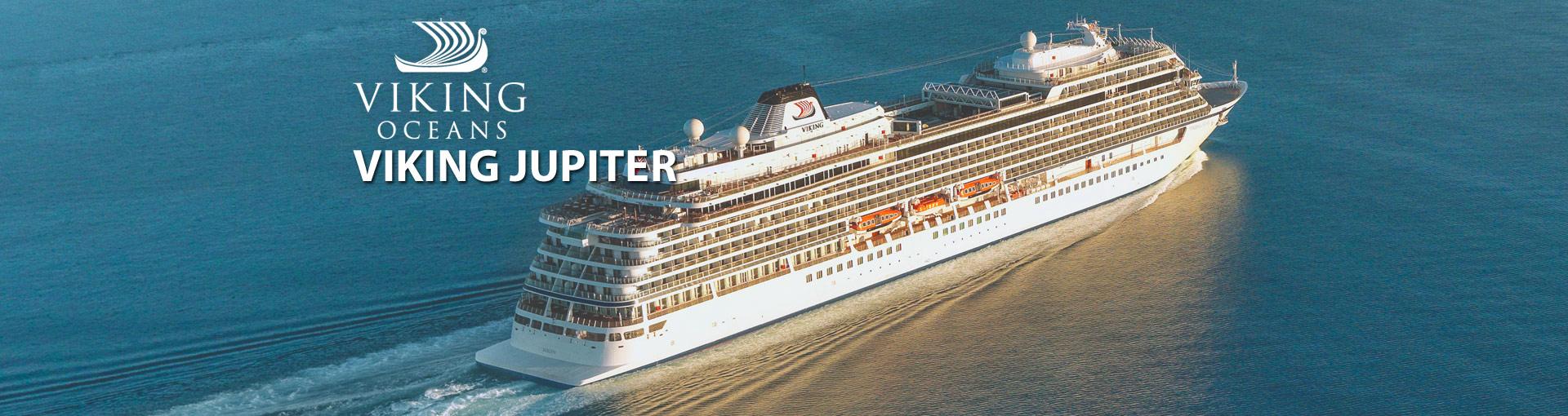 Viking Oceans Viking Jupiter Cruise Ship