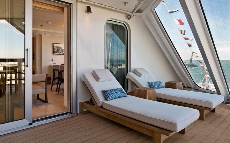 Explorer Suite aboard Viking Sun