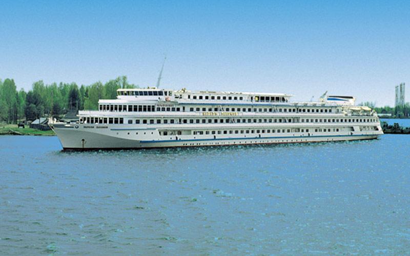 Viking Akun ship exterior