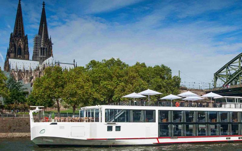 Viking River Cruises Viking Forseti exterior