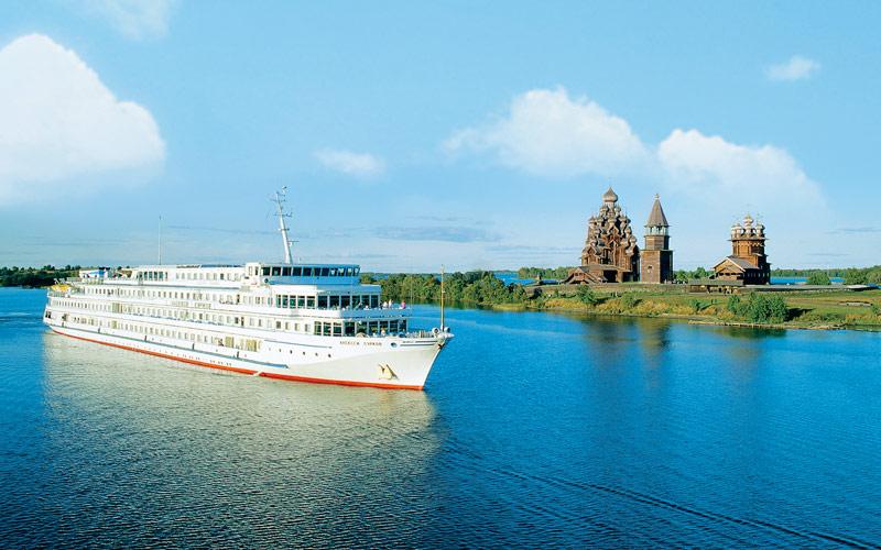 Viking Helgi ship exterior