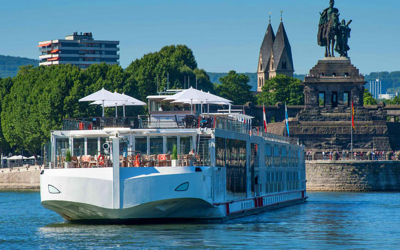 Viking River Cruises Viking Jarl exterior