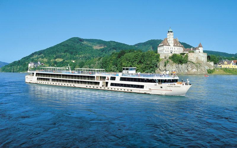 Viking River Cruises Viking Legend exterior